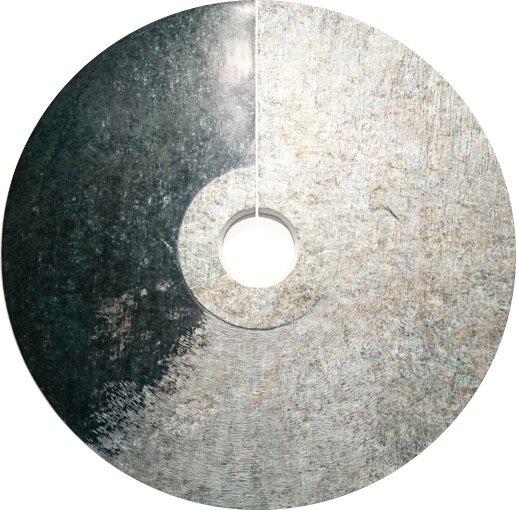 Cosmos 1, Serpentine, Diam. 130cm / 3cm, 25'000.- CHF