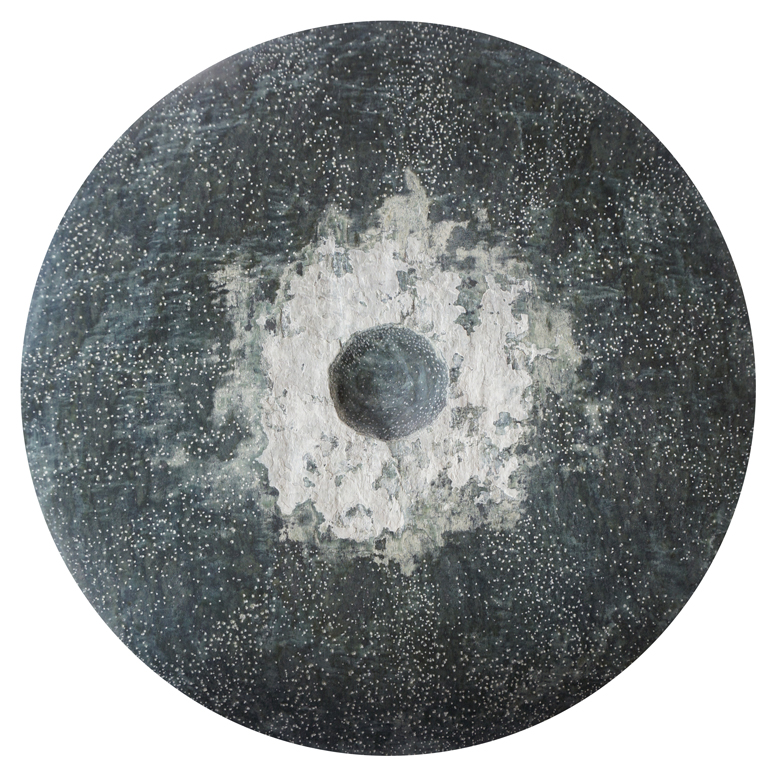Cosmos 2, Recto, Serpentine, Diam. 32cm/ 3cm, 6'500.- CHF