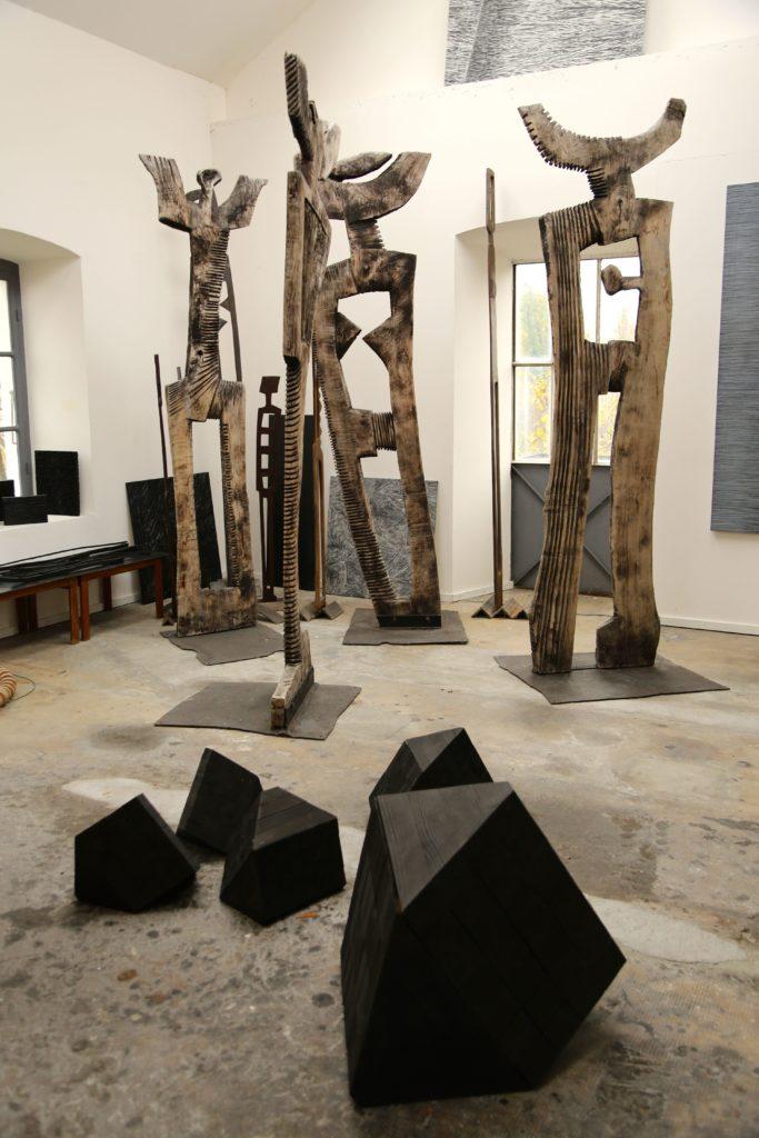 Mireille Fulpius, Sculpture.