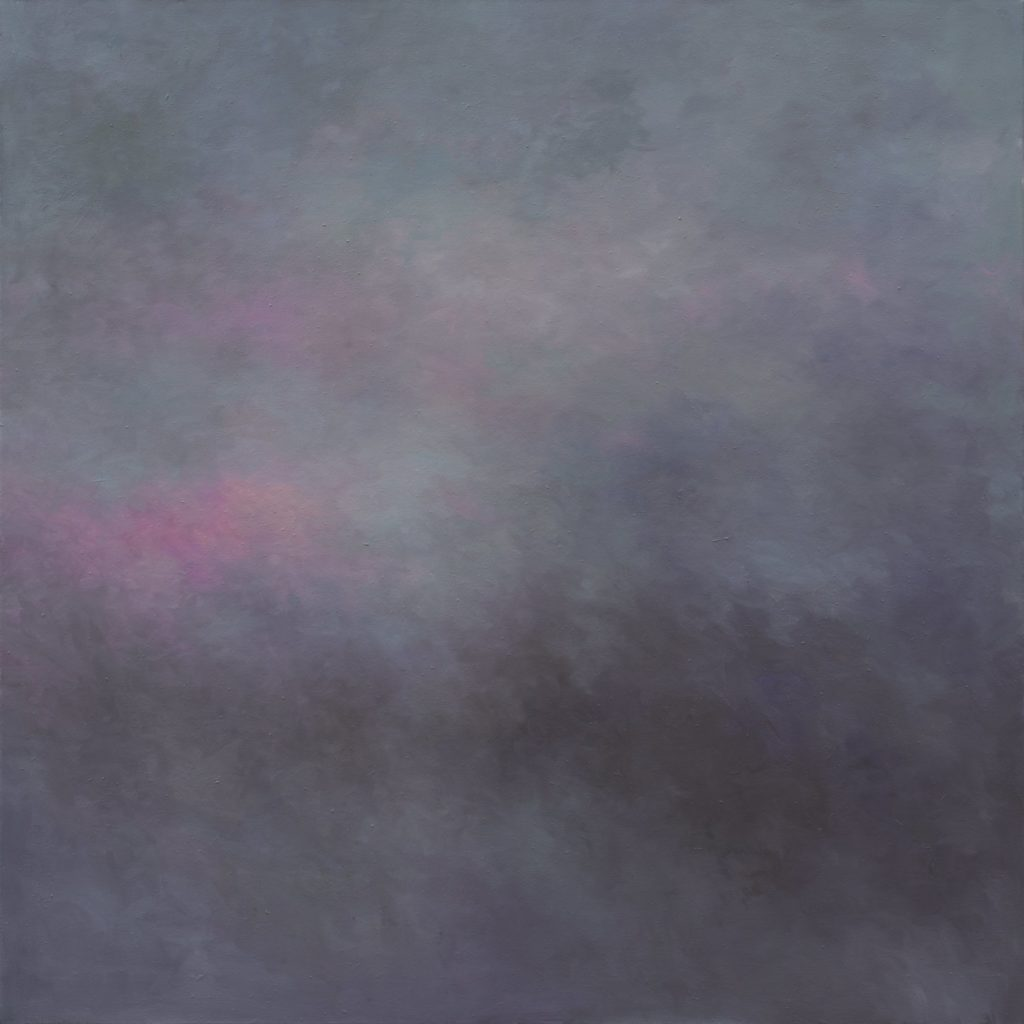 Oil on canvas, 102x102cm, 2015, 5'500.- CHF