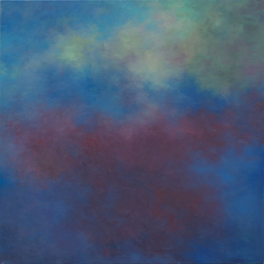 Oil on canvas 80x80cm, 2014, 4'500.- CHF